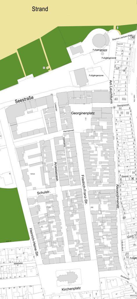 Foto: Karte vom Quartier 2