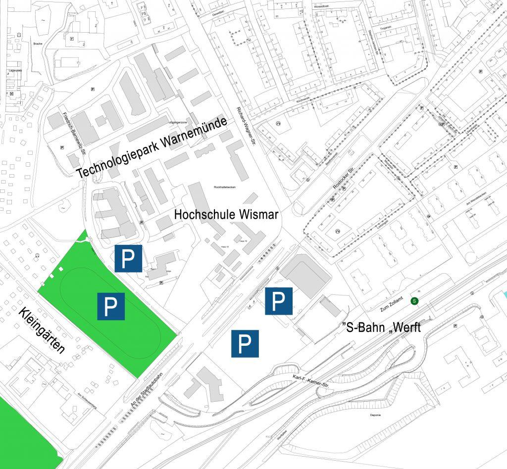 Foto: Karte zum Quartier 9