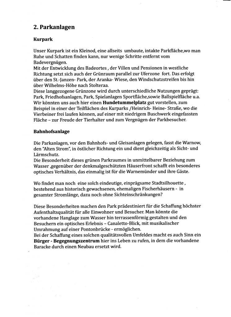 Seite 3: Brief der Familien Z. und S.