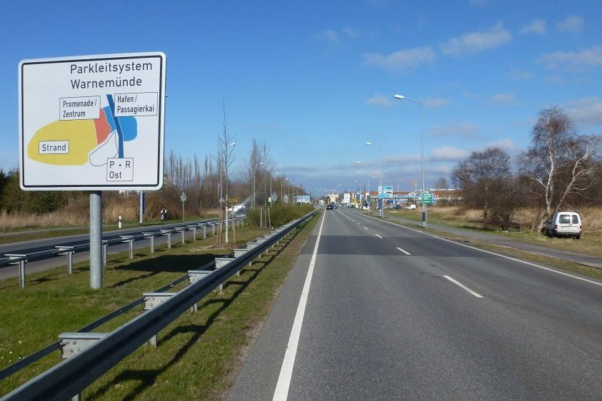 Foto: Ortseingang Süd