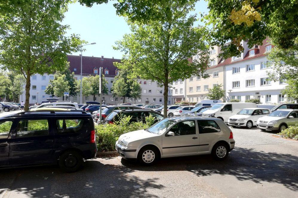 Foto: Quartiersparkplatz Am Markt
