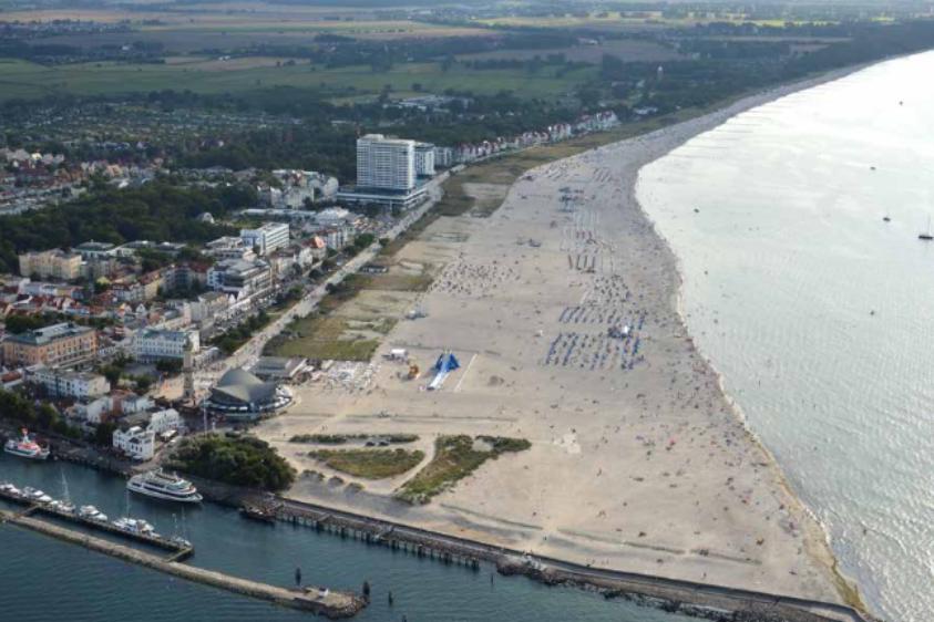 Foto: Luftbild Strand