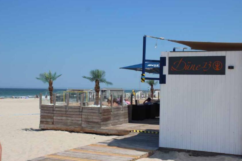 Foto: Strandcafé Düne 13
