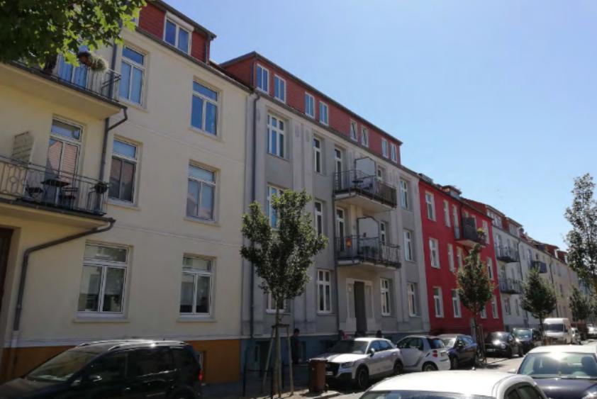 Foto: Bebauung Dänische Straße