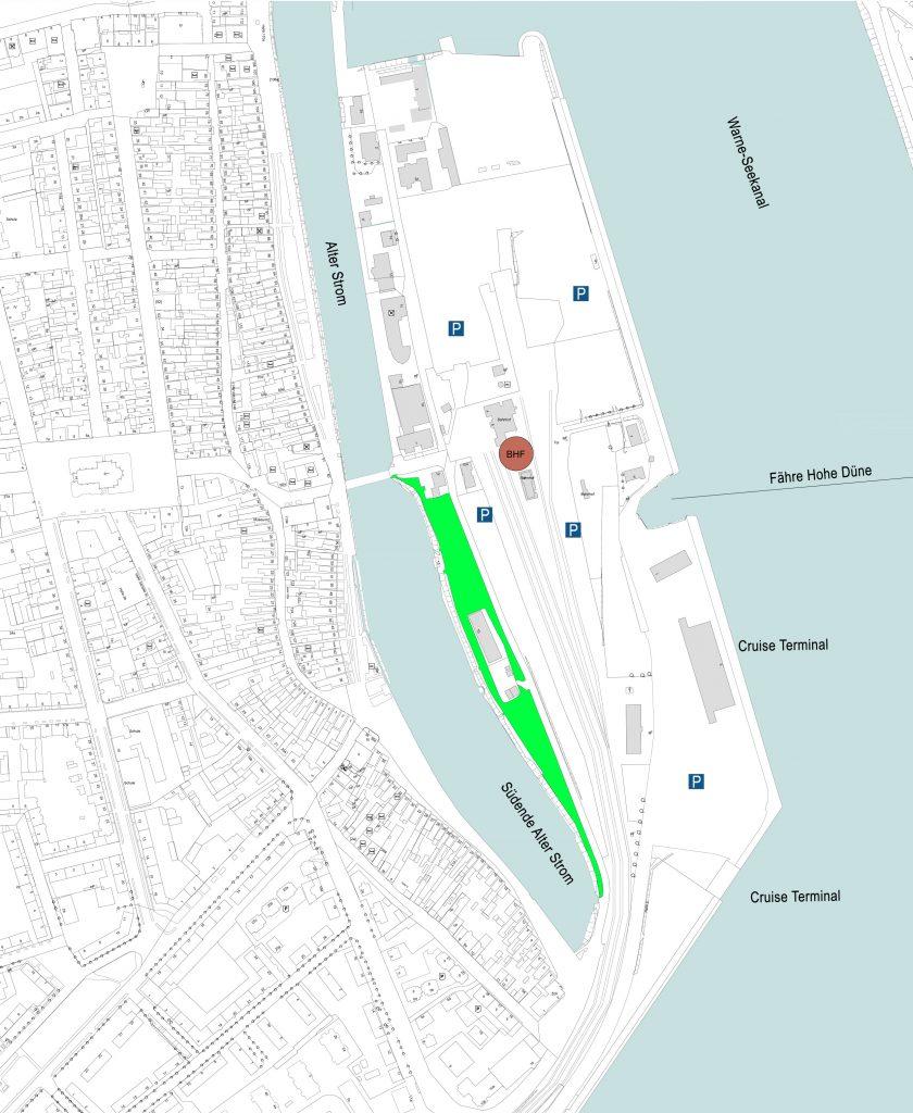 Foto: Karte vom Quartier 11