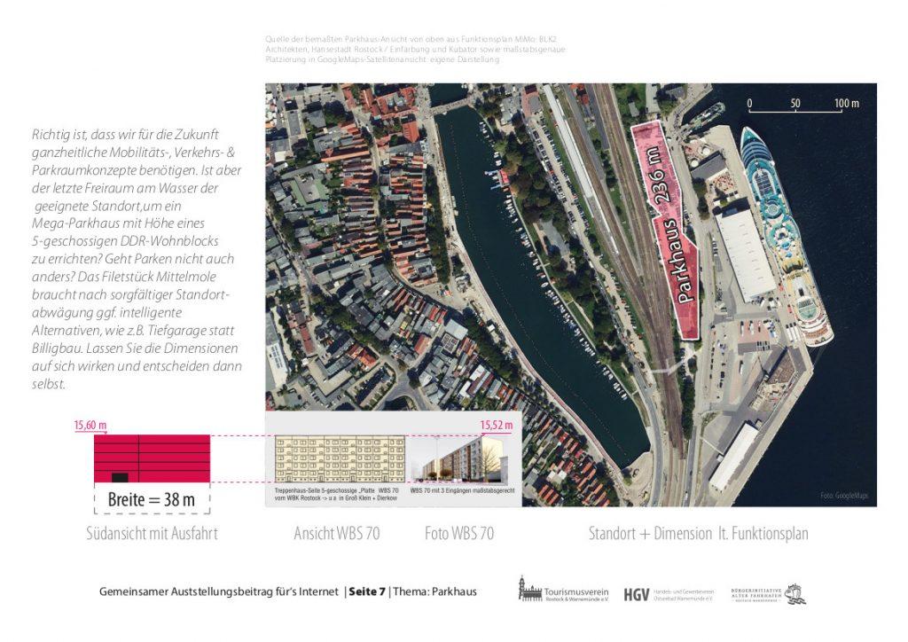 Bild 7: Beitrag Tourismusverein | HGV | BI Alter Fährhafen